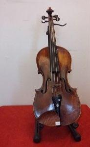 Fiolin Klotz