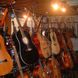 Akustiske gitarer